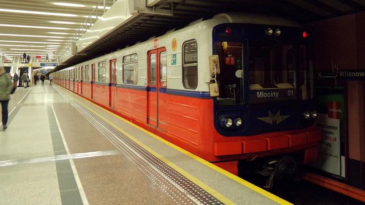 Warszawa szuka oszczędności. Metro w weekendy będzie kursowało krócej