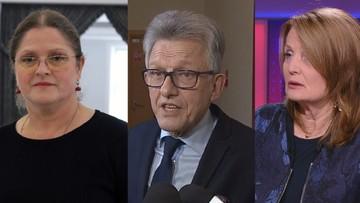 Pawłowicz, Piotrowicz i Chojna-Duch kandydatami PiS na sędziów Trybunału Konstytucyjnego