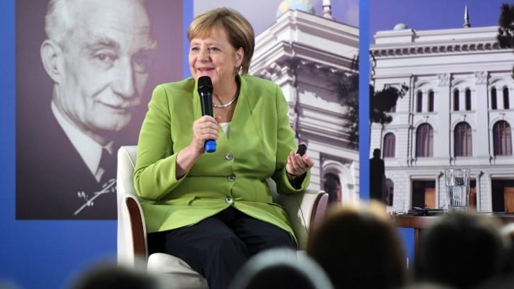 Merkel: nie sądzę, by gazociąg Nord Stream 2 uzależnił Niemcy od Rosji