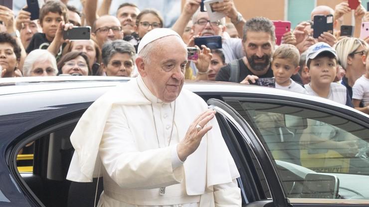 Papież Franciszek o szczycie klimatycznym: ustalenia z Paryża płynne i dalekie od realizacji