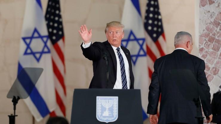 Trump po rozmowie z Abbasem: zrobimy wszystko, by pomóc osiągnąć pokój
