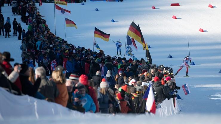 PŚ w biathlonie: Hojnisz bezbłędna, ale dopiero jedenasta w sprincie w Ruhpolding