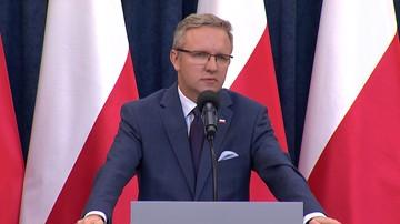 Niemcy chcą uczestniczyć w pracach Inicjatywy Trójmorza. Szczerski: ich wniosek poparła Polska