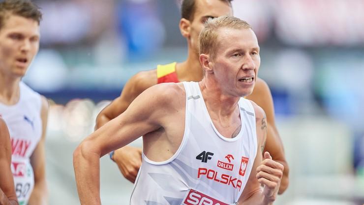 MŚ Doha 2019: Zalewski poza finałem biegu na 3000 m z przeszkodami