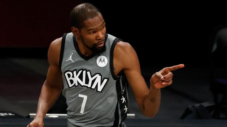 NBA: Zwycięski powrót Kevina Duranta do Bay Arena w San Francisco