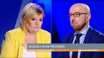 """Rzecznik prezydenta: Andrzej Duda przedstawi projekty ustaw sądowych w poniedziałek. """"Możliwe wszelakie korekty"""""""