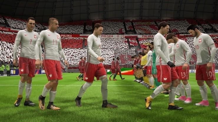 Symulacja MŚ w FIFA 18: Polacy ograli potęgę, ale odpadli w ćwierćfinale