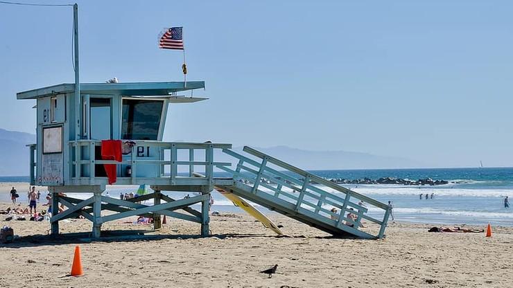 Rekordowe upały w Kalifornii. Klimatolodzy: to rezultat działalności człowieka