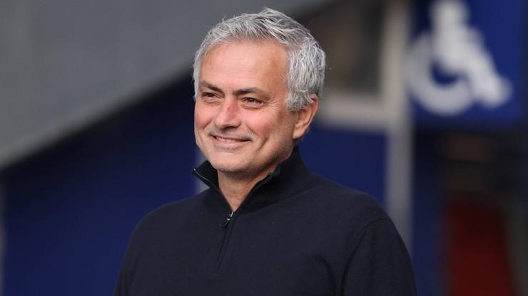 Jose Mourinho wrócił do Włoch! Portugalczyk poprowadzi AS Roma