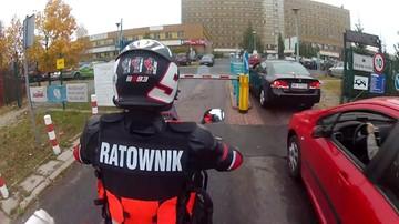 Ratownicy medyczni na motocyklach. Ministerstwo zdrowia zapowiada zmiany