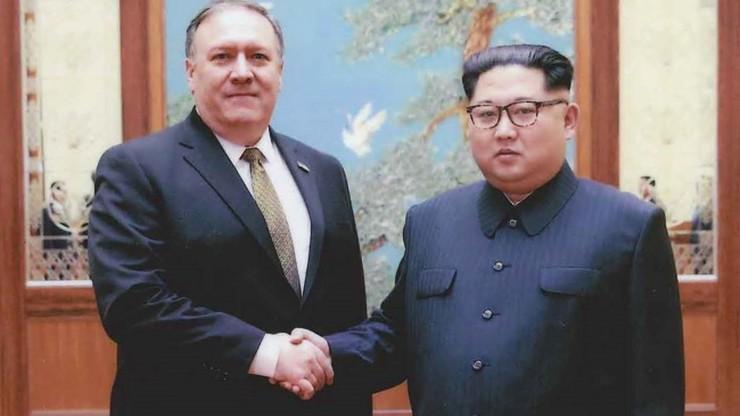 Trwają przygotowania do spotkania Trumpa z Kimem. Szef dyplomacji USA z wizytą w Korei Północnej