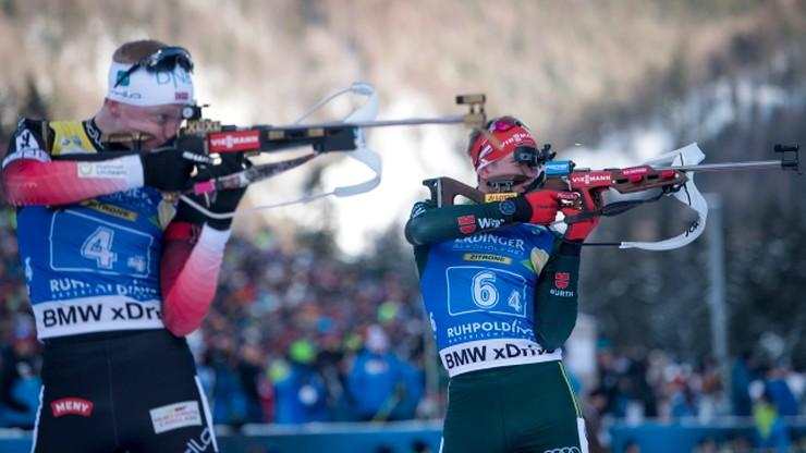 PŚ w biathlonie: Dziewiąte w sezonie zwycięstwo Boe