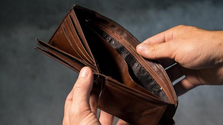 Polacy toną w długach. Rekordowa liczba bankrutów