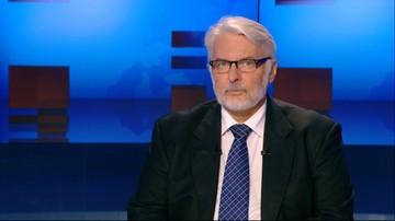 """""""Szkoda zachodu"""" - Waszczykowski o dialogu z Komisją Wenecką"""
