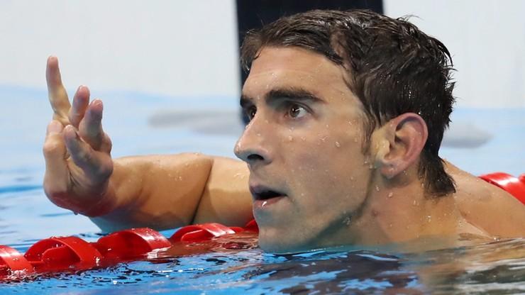 Rio 2016: Phelps nie zwalnia tempa! Wywalczył 22. złoty medal IO