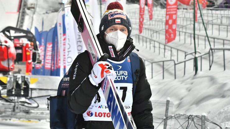 Dawid Kubacki: Kiedy idzie mi słabiej, to cieszę się, że kolega z kadry zrobił życiowy wynik