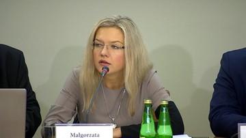 Wassermann: nie zrezygnuję z przewodzenia komisji ds. Amber Gold