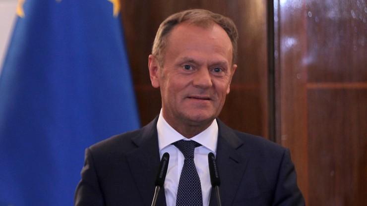 """Tusk nagrodzony w Niemczech. Za """"promowanie Polski w Europie"""""""