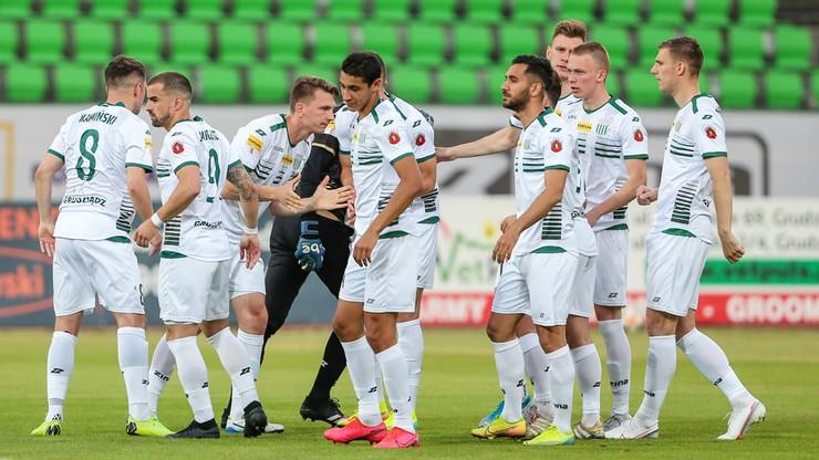 Fortuna 1 Liga: Olimpia Grudziądz - GKS Jastrzębie. Transmisja w Polsacie Sport
