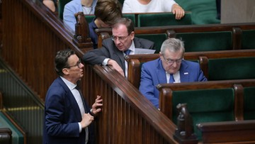 Sejm odrzucił wnioski o wotum nieufności wobec Kamińskiego i Ziobry