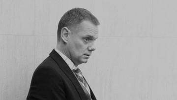 Nie żyje dziennikarz Rafał Poniatowski