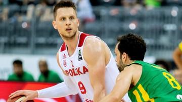 Porażka polskich koszykarzy z Brazylią