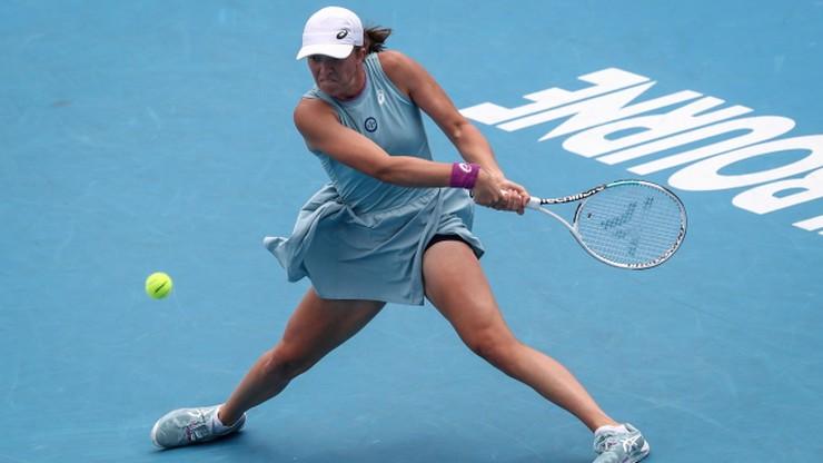 Ranking WTA: Iga Świątek bez zmian, Ashleigh Barty powiększa przewagę