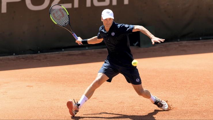 Challenger Poznań Open: Robredo w trzeciej rundzie