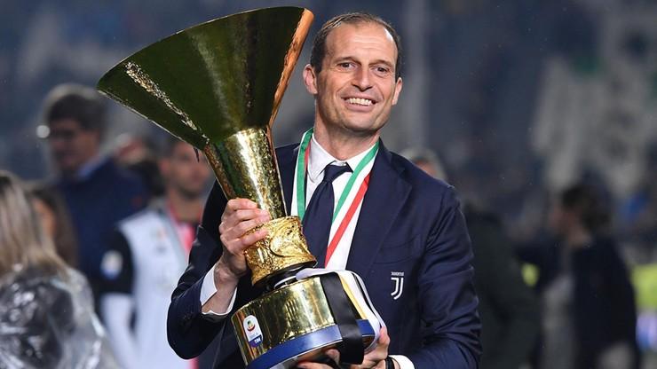 Zaskakujący kandydat na stanowisko trenera Juventusu