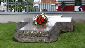 32 lata temu SB zamordowała ks. Jerzego Popiełuszkę. Błogosławionego wspominał papież