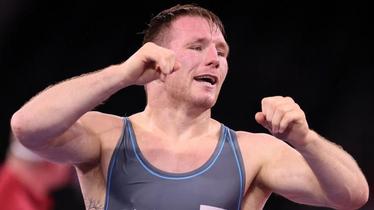 Tokio 2020. Tadeusz Michalik zdobył brązowy medal w zapasach