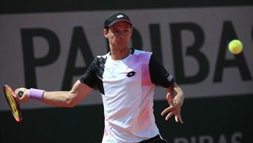 Roland Garros: Porażka Majchrzaka w drugiej rundzie