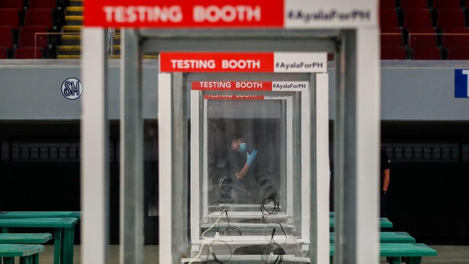 Punkty do testowania na Filipinach