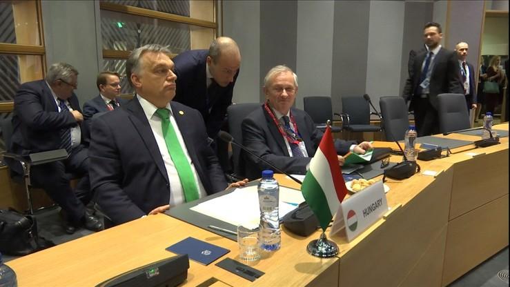Orban ostrzega Sorosa, że może go objąć zakaz wjazdu do kraju
