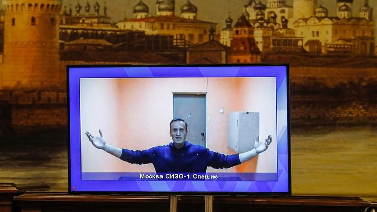 """Nawalny pozostanie w areszcie. """"Demonstracyjne bezprawie"""""""