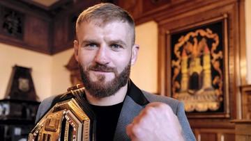 UFC: Wielka walka Błachowicza potwierdzona! Znamy datę pojedynku