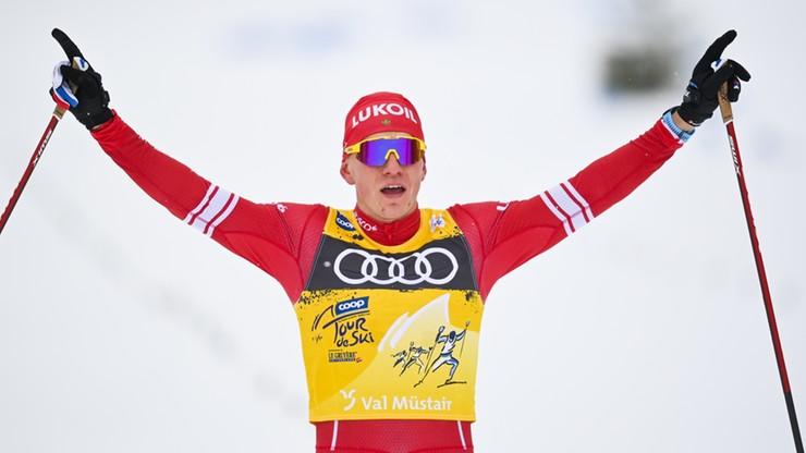 Tour de Ski: Rosyjska dominacja w biegu na 15 km