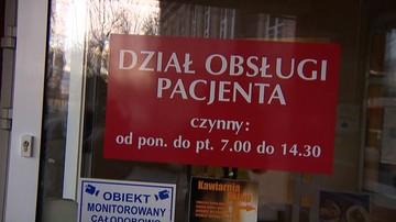 Bielski szpital wycofał się z pomysłu zastąpienia izby przyjęć działem obsługi pacjenta
