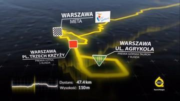 W Warszawie we wtorek znów utrudnienia ruchu. Rusza Tour de Pologne