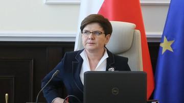 CBOS: rośnie grupa zwolenników rządu Beaty Szydło