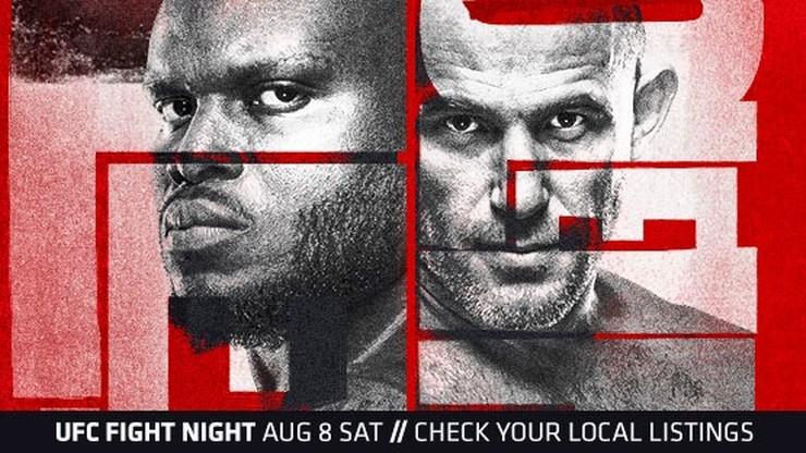 UFC Fight Night: Lewis - Oleynik. Transmisja w Polsacie Sport