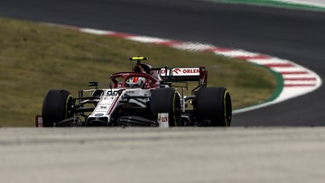Formuła 1: Kimi Raikkonen i Antonio Giovinazzi w składzie Alfa Romeo na sezon 2021