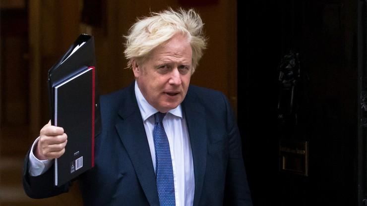 Wielka Brytania. Boris Johnson krytykowany za błędy w polityce afgańskiej