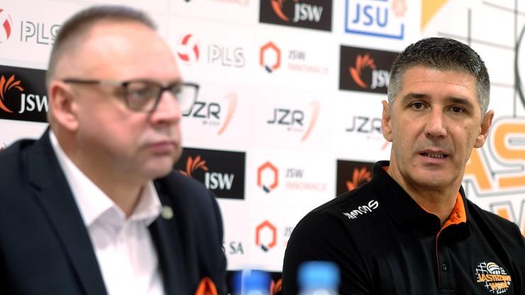 Prezes Jastrzębskiego Węgla zapowiada duże zmiany w drużynie