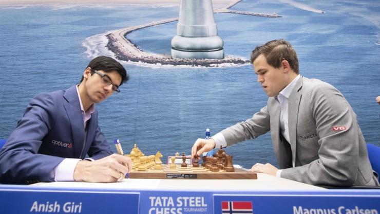 Turniej szachowy w Wijk aan Zee:  Carlsen najlepszy, Duda dziesiąty