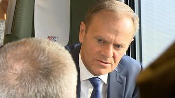 Tusk: autorzy ustawy o IPN wypromowali podłe oszczerstwo na cały świat