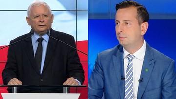 Spotkanie PiS z Kosiniakiem-Kamyszem. Kaczyński: jest inny niż niektórzy politycy PSL