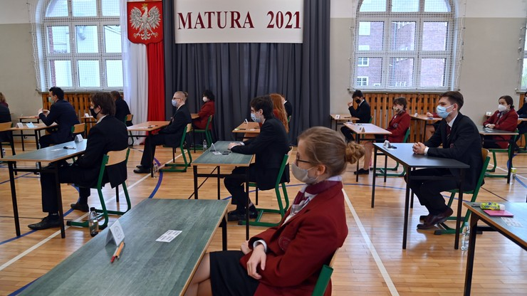 Matura 2021. Dziś egzamin z matematyki