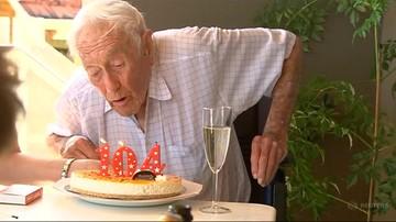 """Ma 104 lata i chce umrzeć. """"Bardzo żałuję, że dożyłem tego wieku"""". Australijczyk podda się eutanazji"""