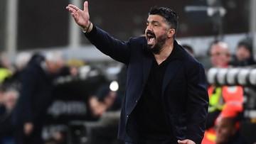 Gattuso nie pojawił się na konferencji, bo musiał jechać do... szpitala